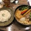 札幌のスープカレーで美味しいのは『サムライ』侍さん!野菜と豚角煮がオススメです!